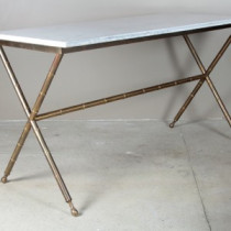 Small Brass Side Table Brass And Marble Console Table