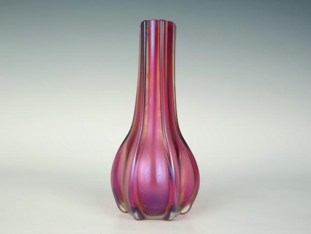 Antique Art Glass Vases