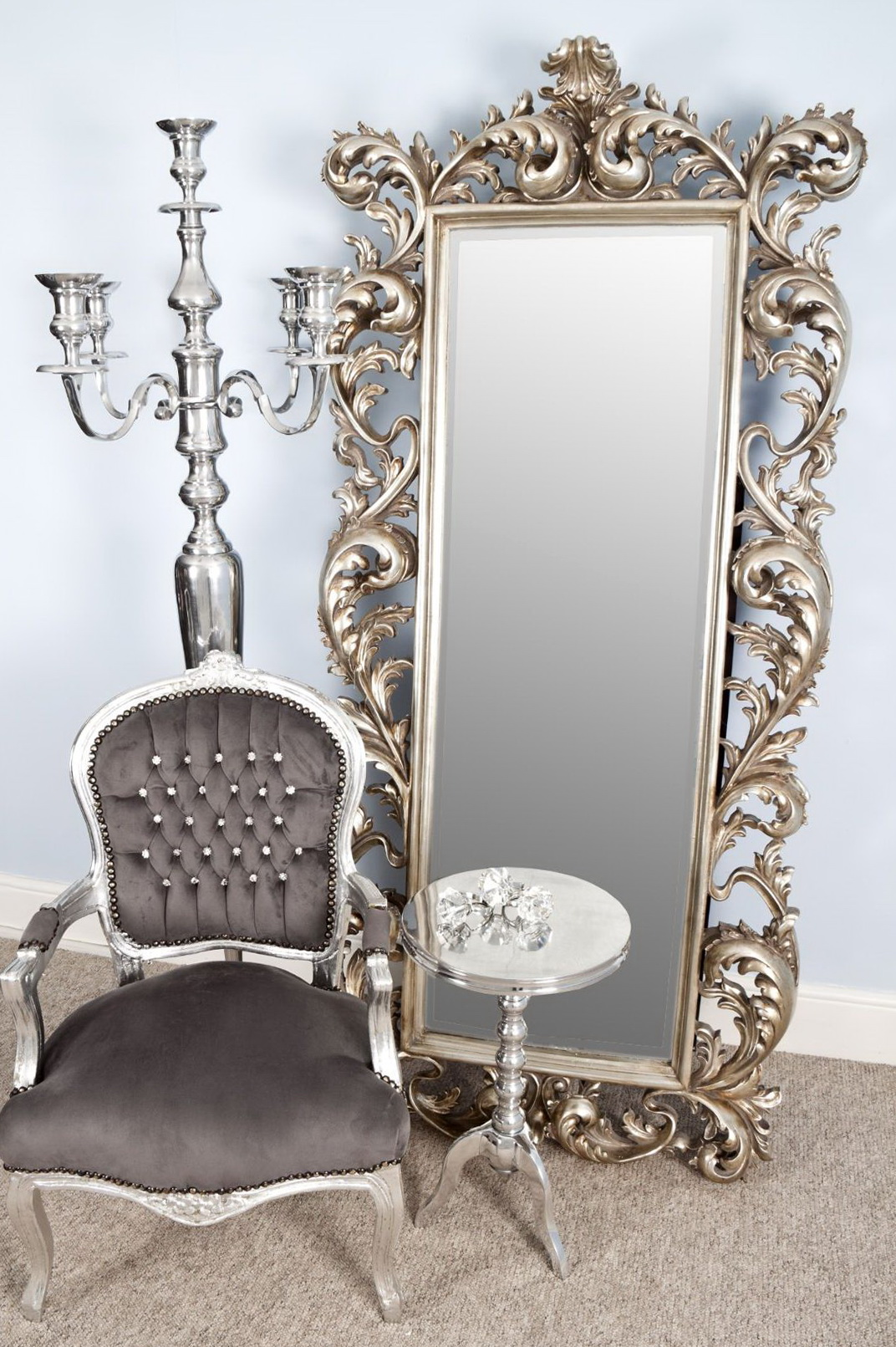 Antique Floor Length Mirrors Home Design Ideas