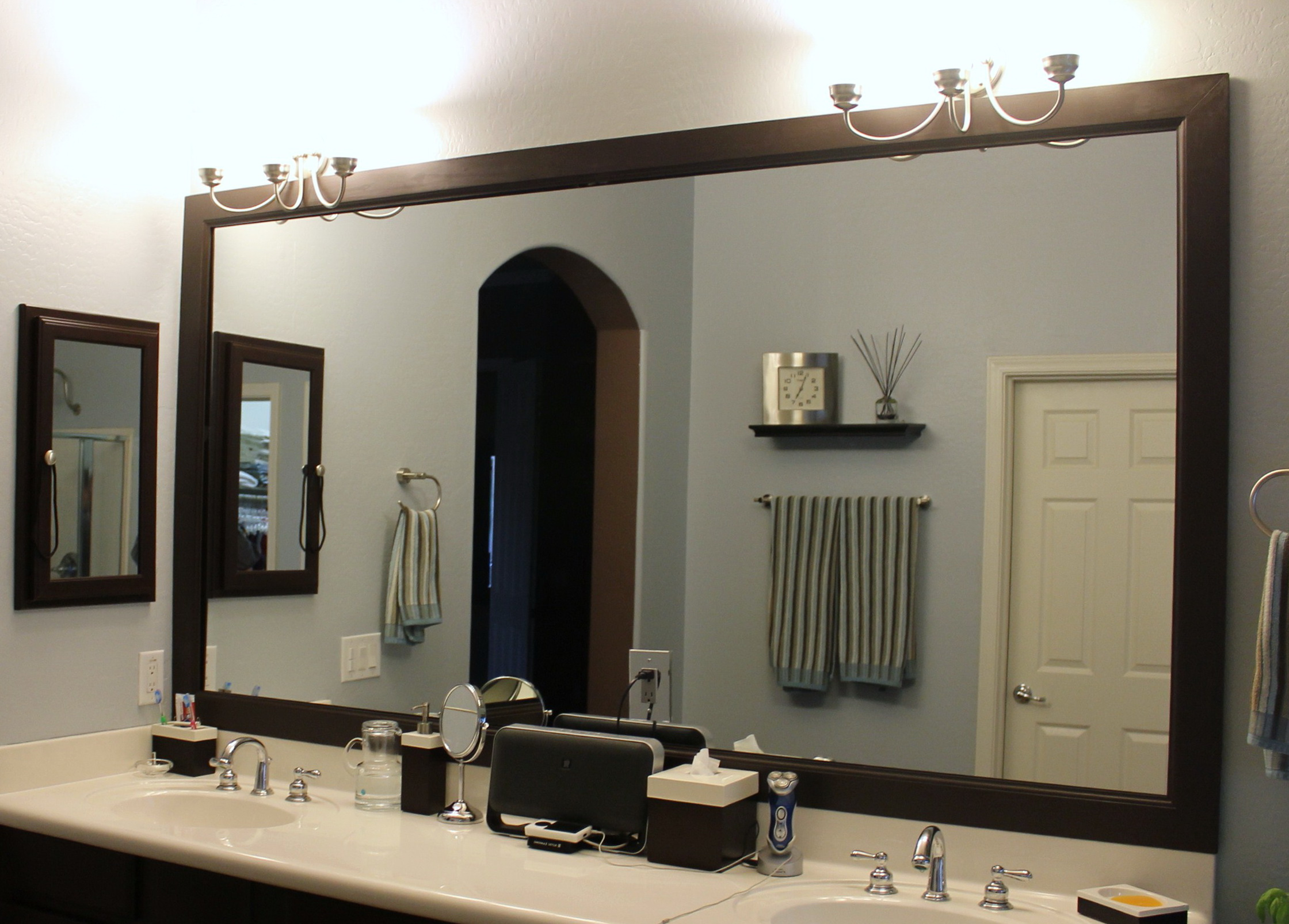 Bathroom Mirror Ideas Diy