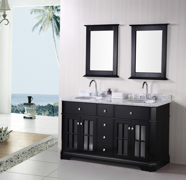 Bathroom Mirror Ideas Double Vanity bathroom mirror ideas single vanity | home design ideas