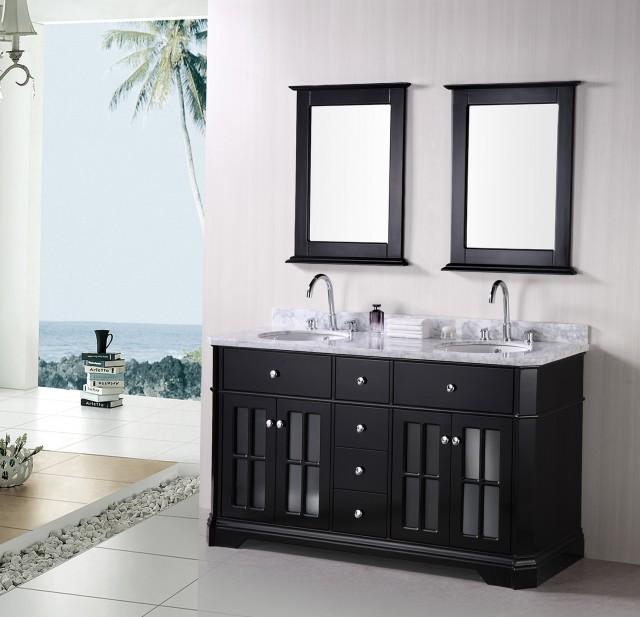 Bathroom Mirror Ideas Double Vanity