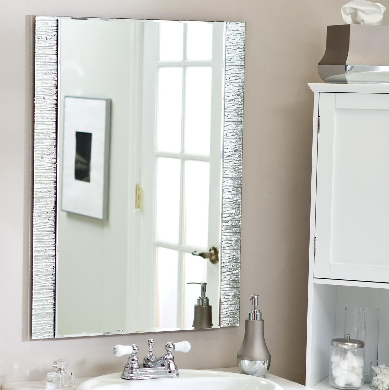 Bathroom Mirror Ideas Photos