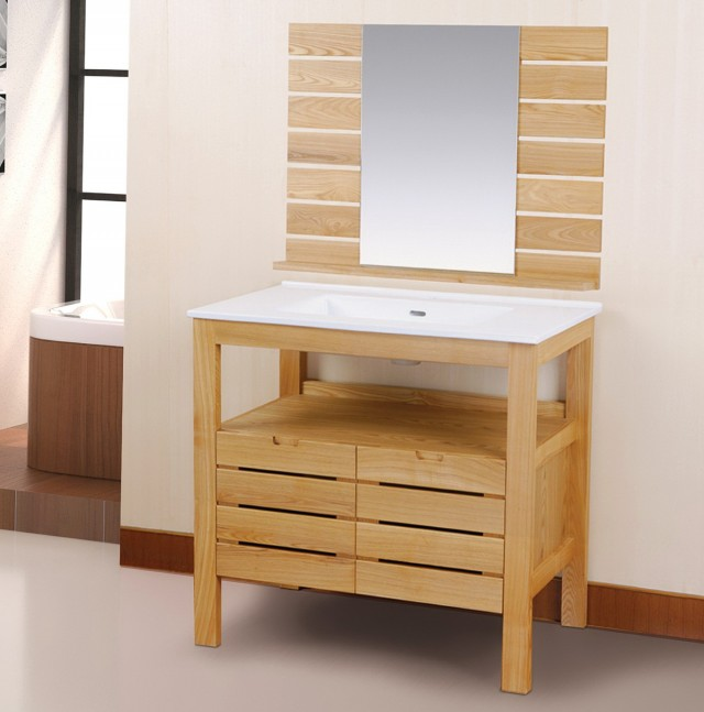 Bathroom Mirror Ideas Single Vanity