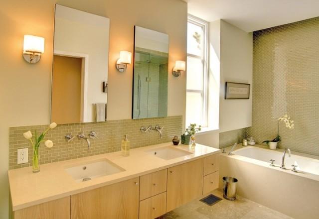Oil Rubbed Bronze Mirror Bathroom Vanity Home Design Ideas