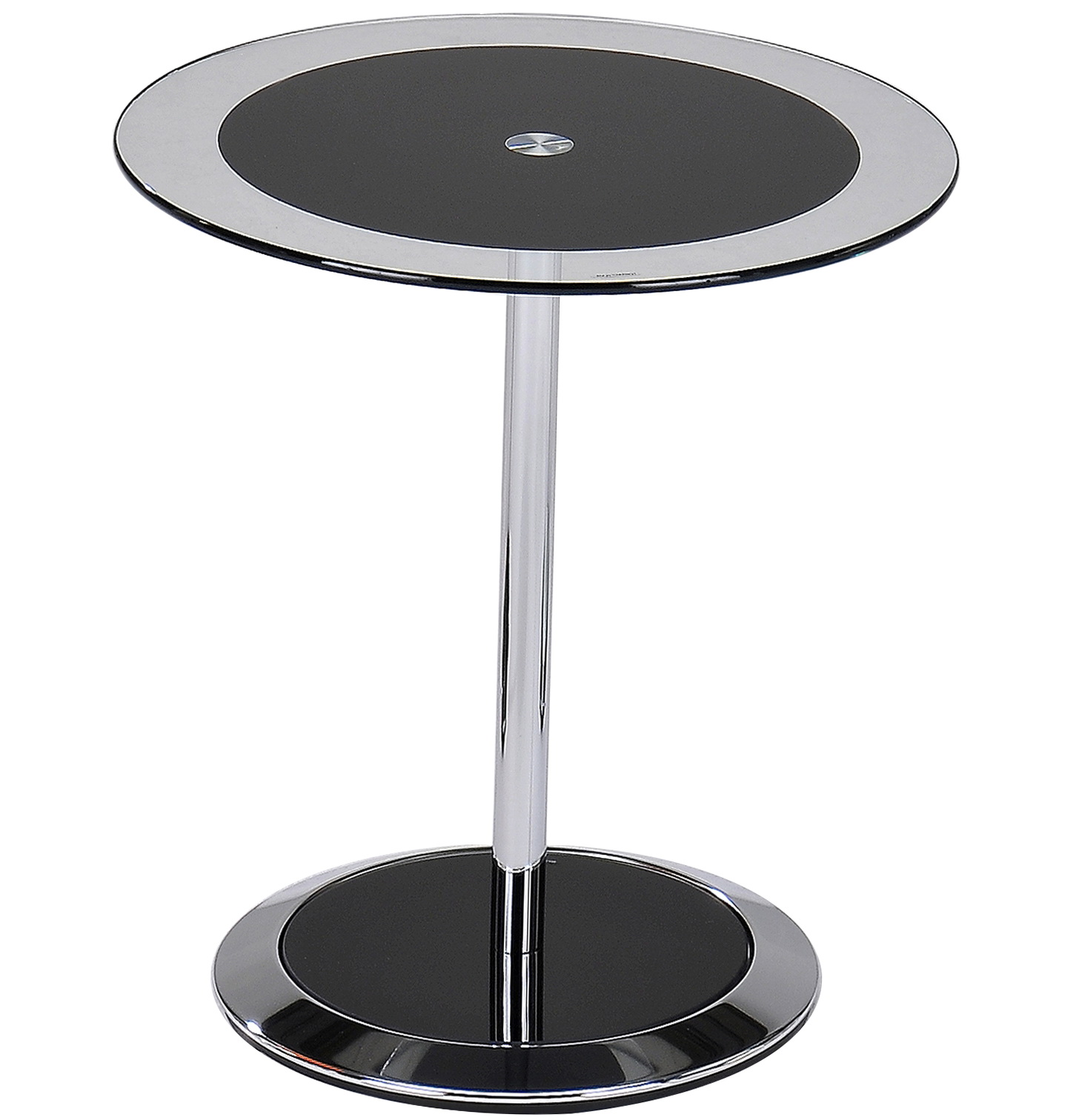 Black And White Accent Table