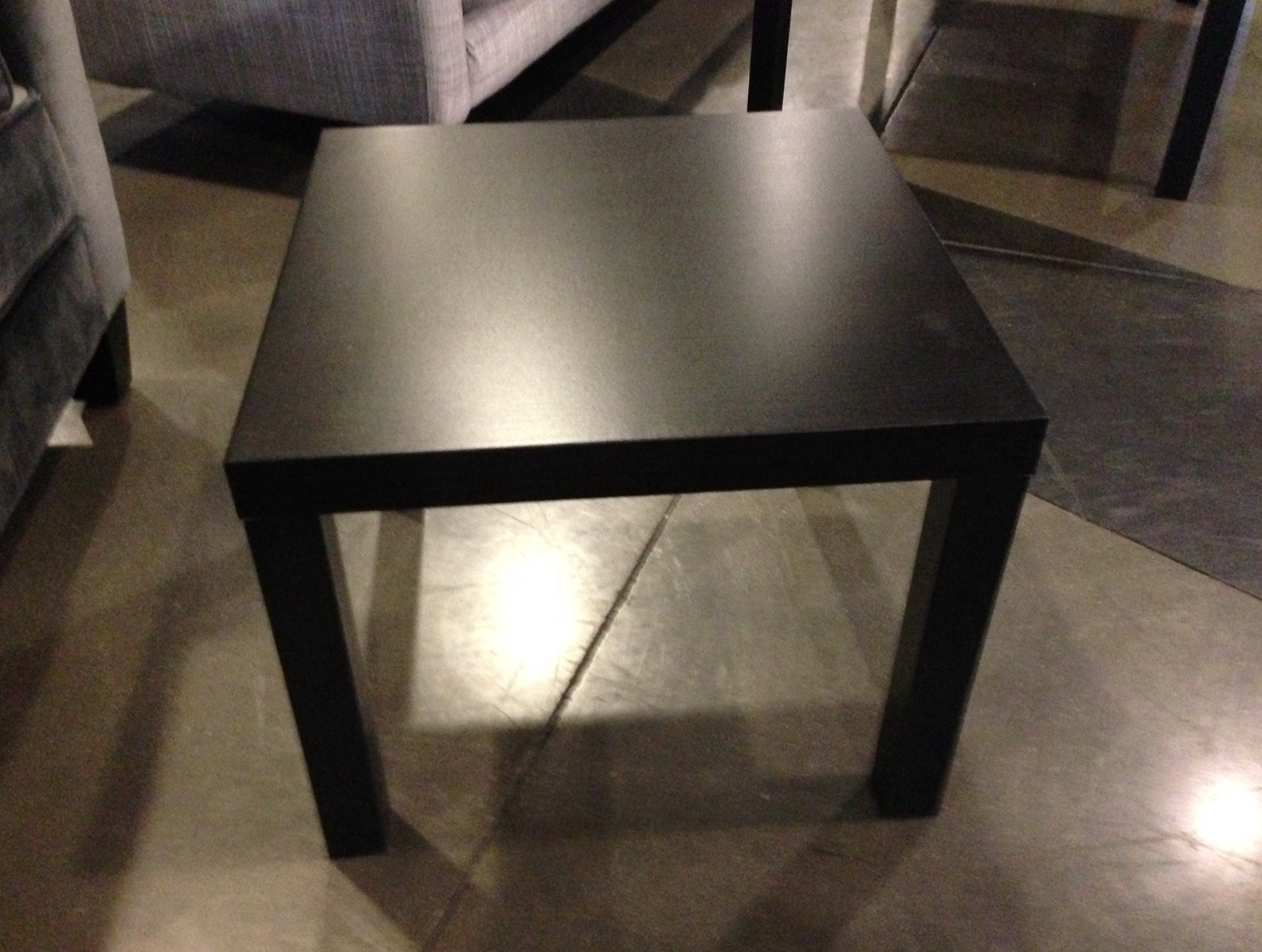 Black Side Table Ikea