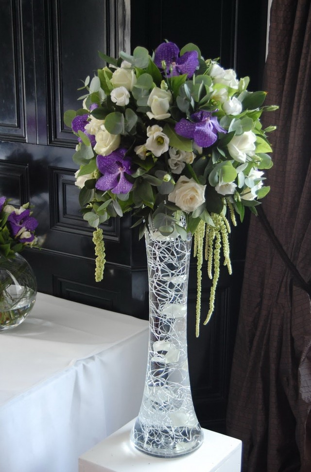 Cheap Tall Vases For Wedding Reception Home Design Ideas