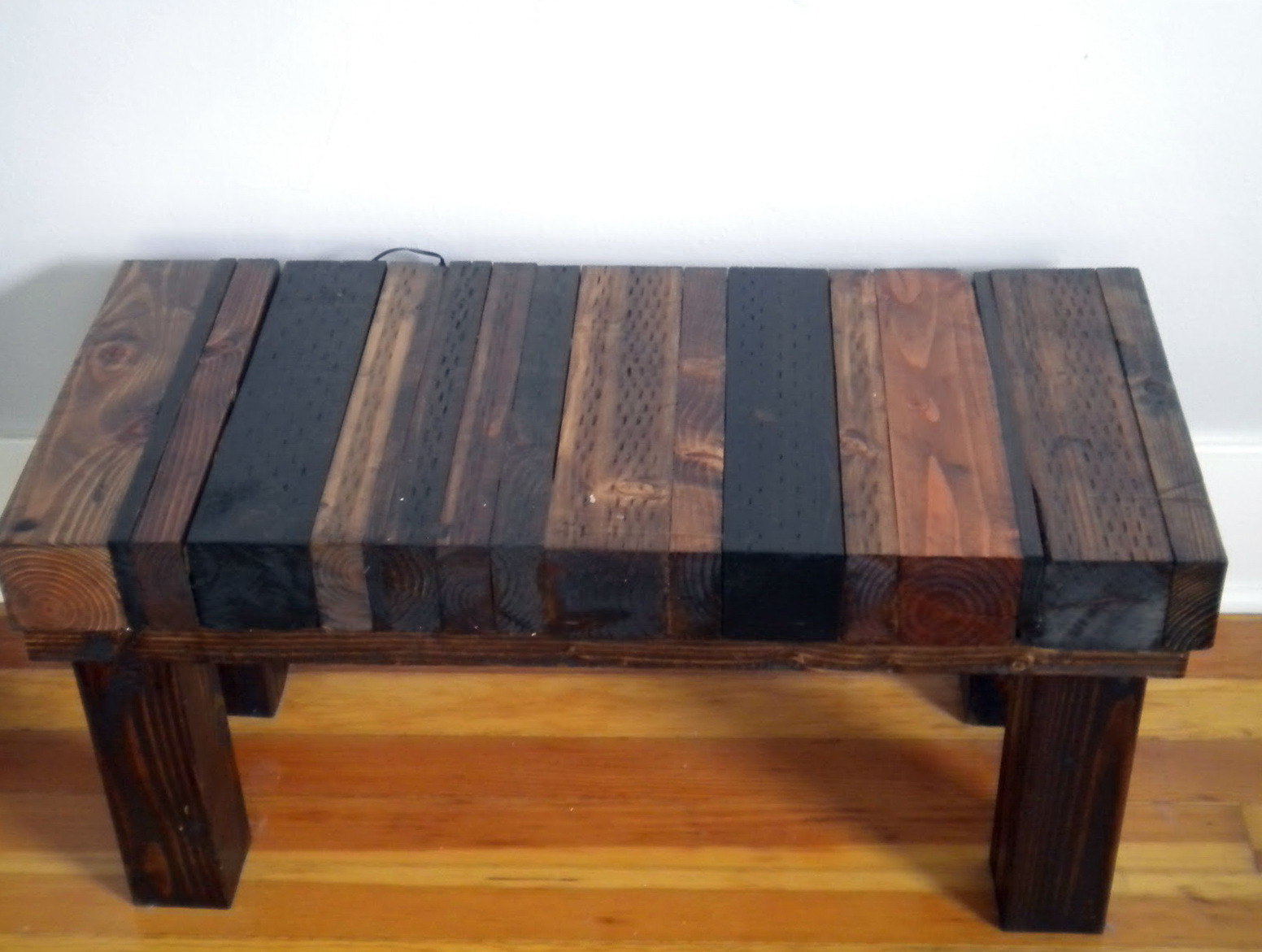 Diy Rustic Side Table
