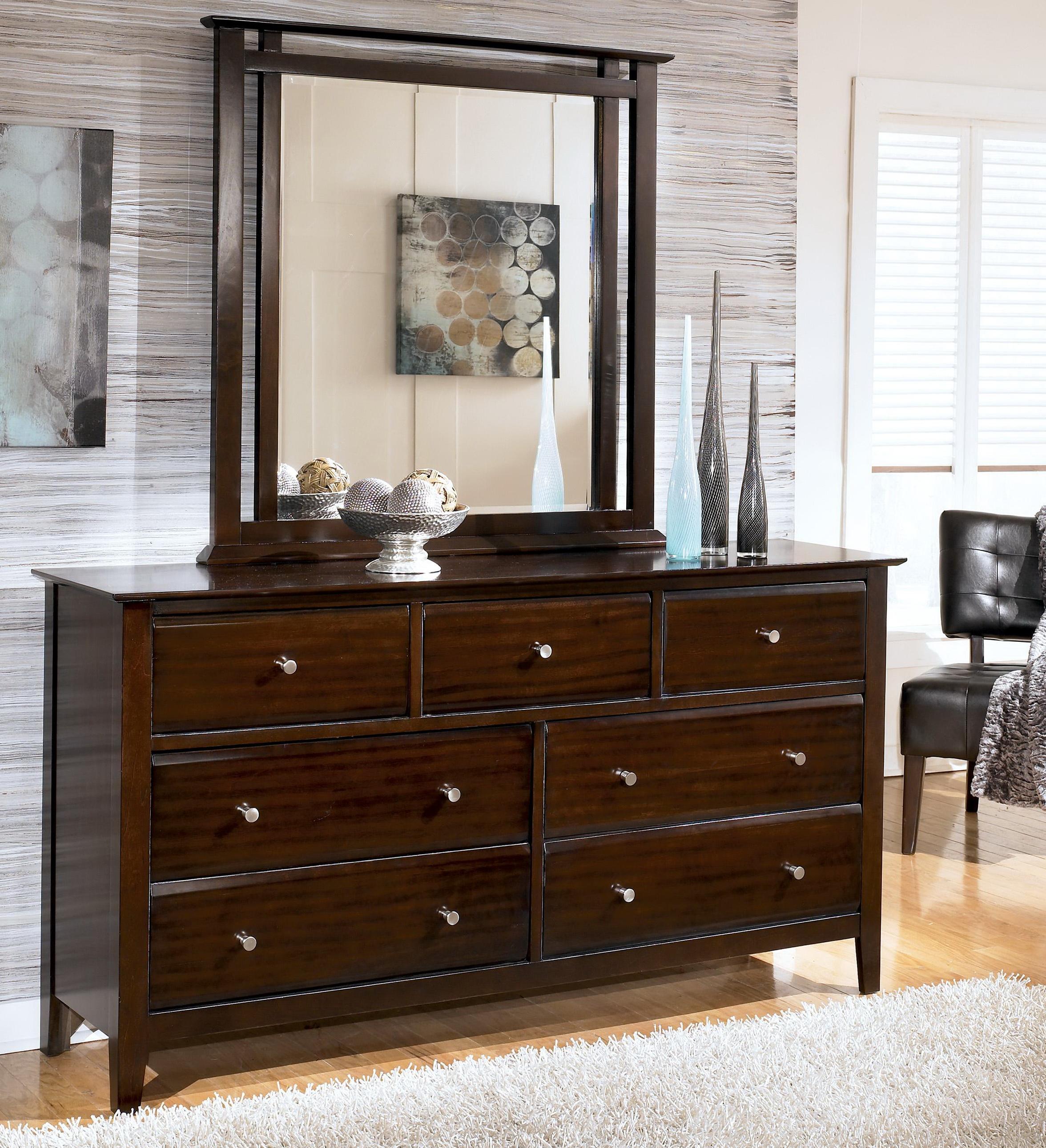 Dresser With Mirror Design