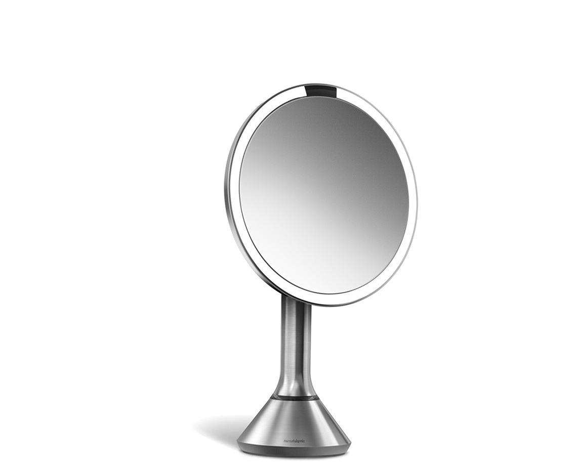 Fogless Shower Mirror Brookstone