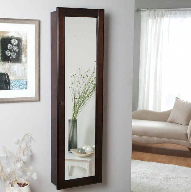 Full Length Mirror Wall Mount