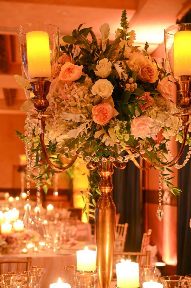 Gold Vases For Centerpieces