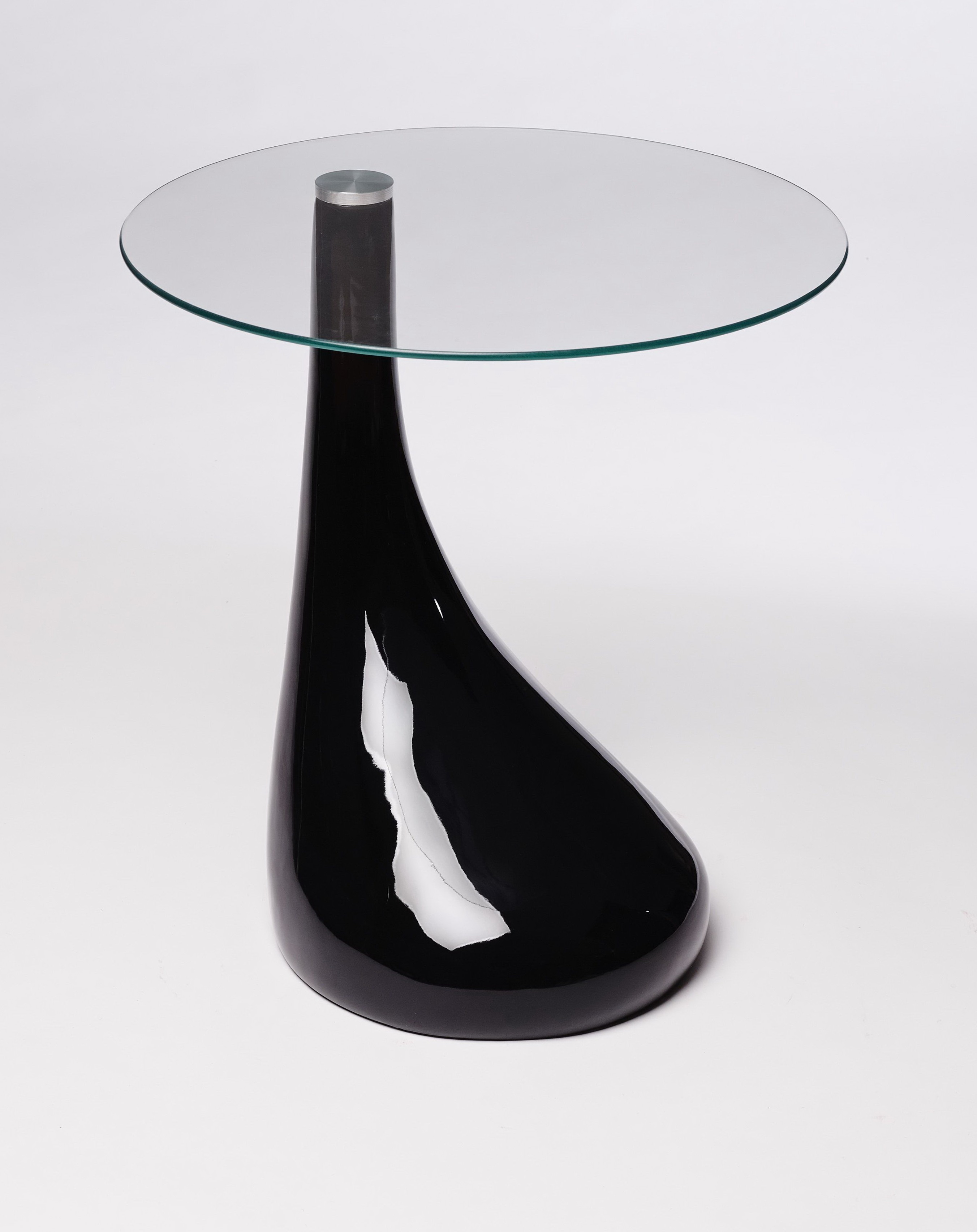Ikea Glass Side Table