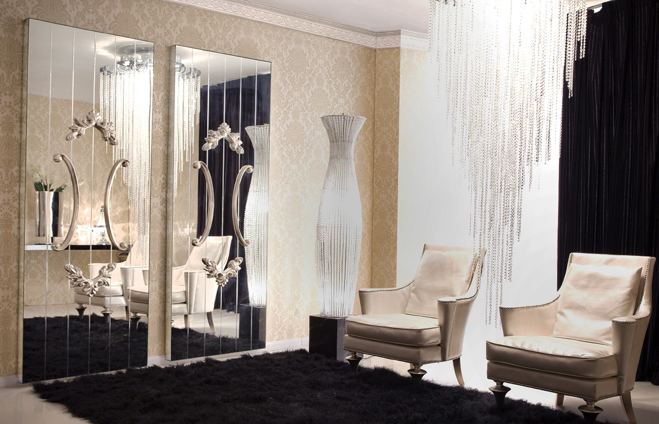 Large Decorative Wall Mirrors