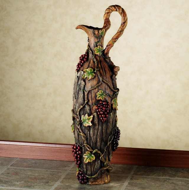 Large Floor Vase Decor