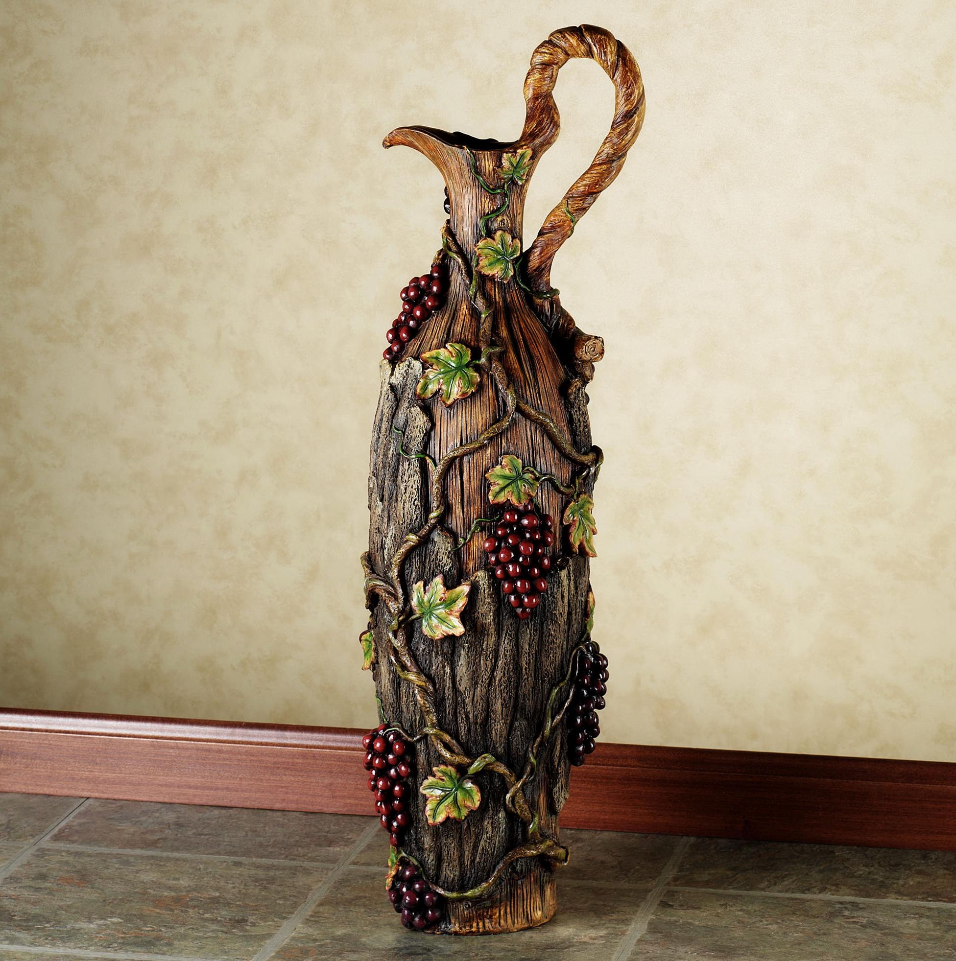 Large Floor Vase Decor