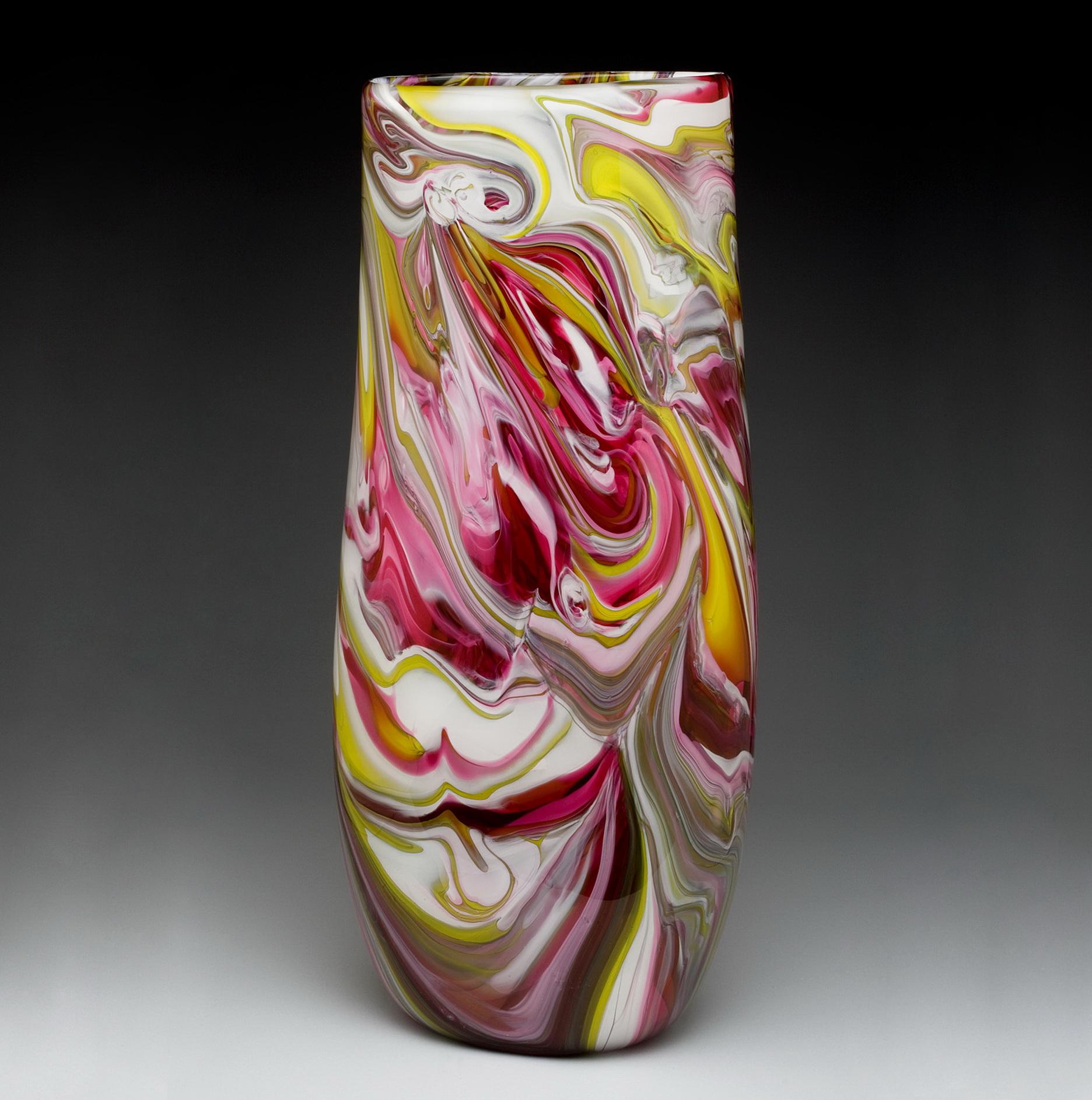 Large Glass Cylinder Vases