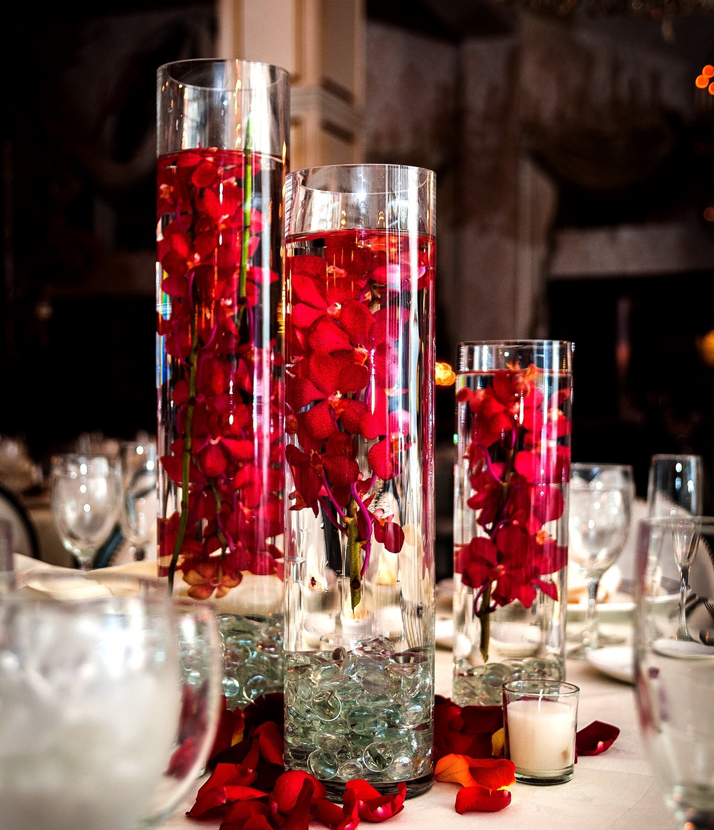 Large Glass Vase Centerpieces Home Design Ideas