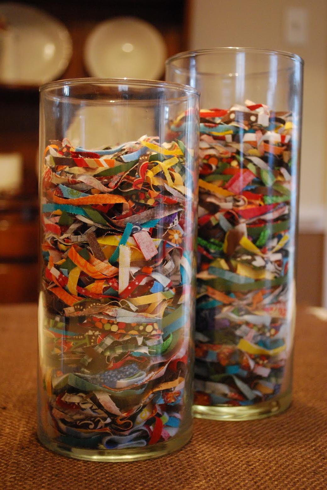 Large Vase Filler Ideas