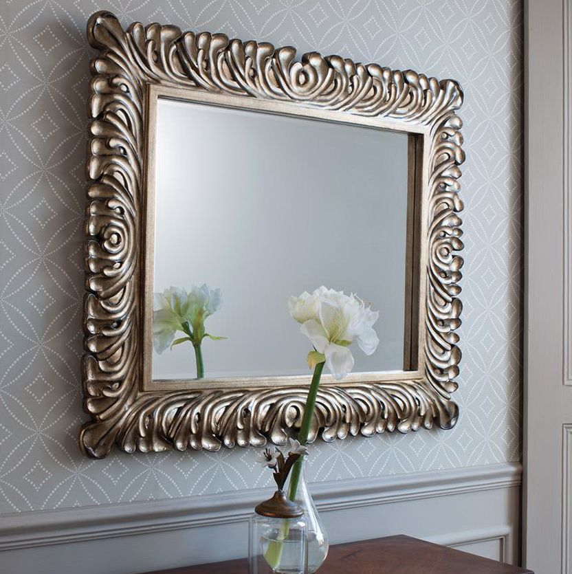 Large Wall Mirrors Uk