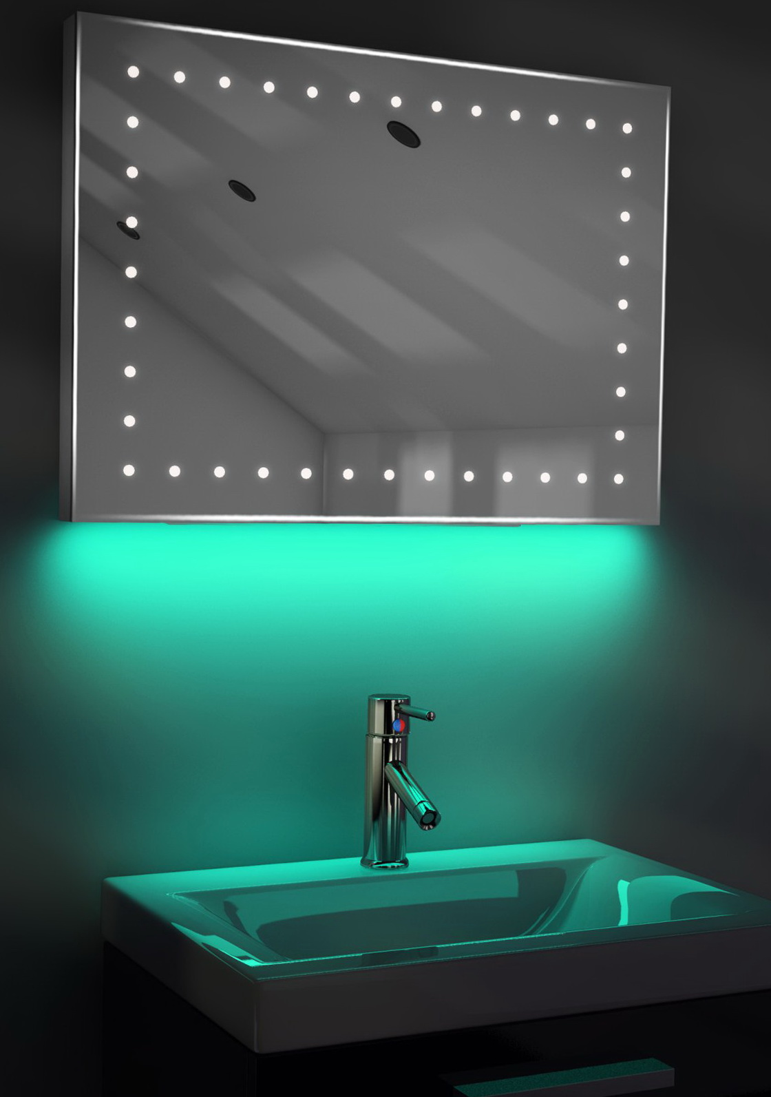 Lighted Vanity Mirror Uk