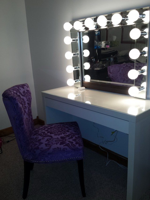 Makeup Mirror With Lights Amazon