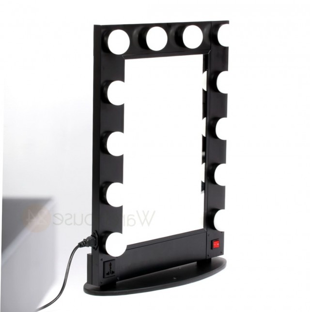 Makeup Mirror With Lights India