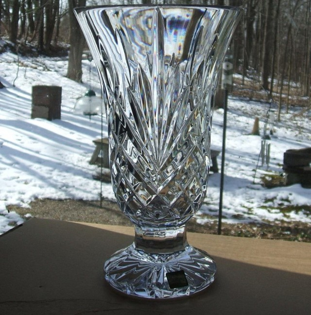 Marquis Waterford Crystal Vase