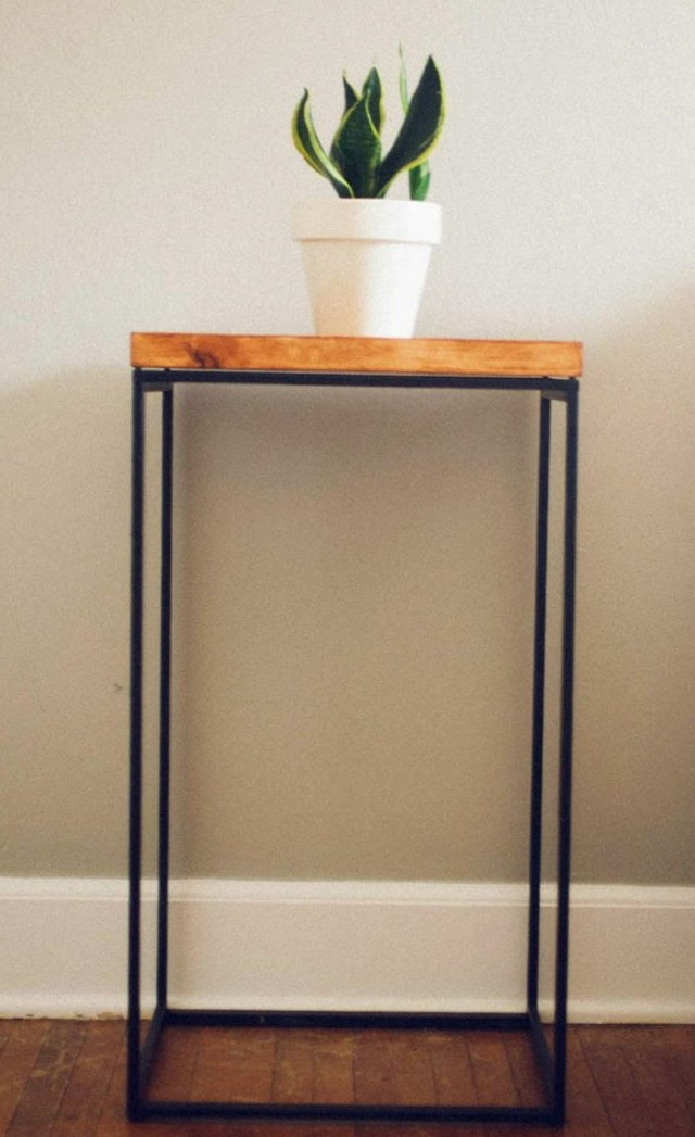 Metal Side Table Ikea