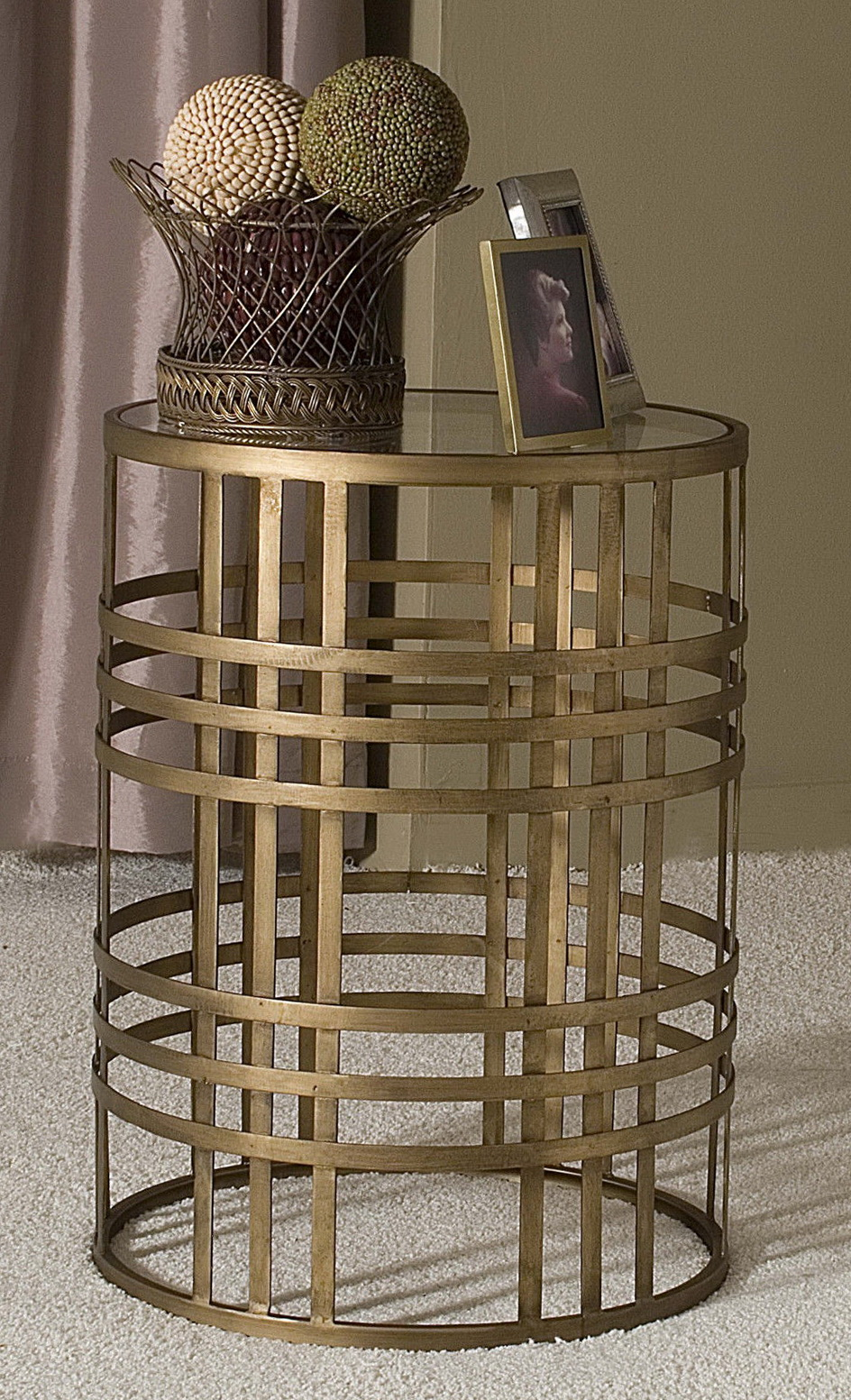 Metal Side Tables Nz