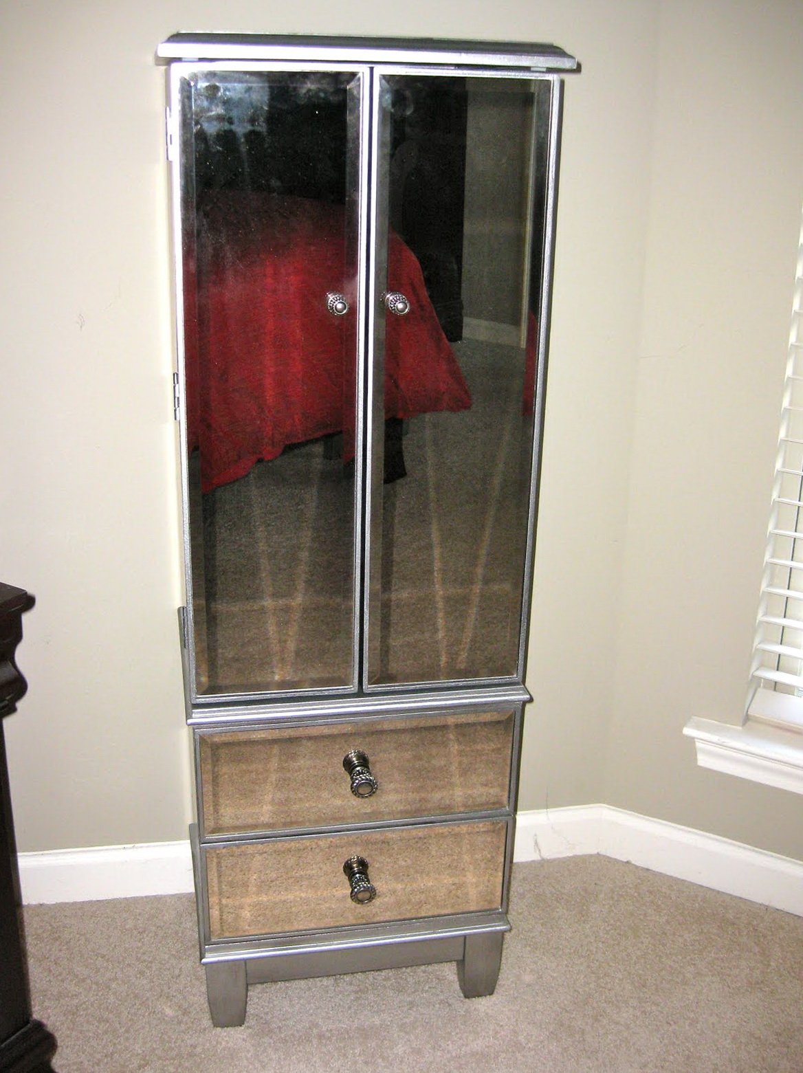 Mirrored Bedroom Furniture Pier One Home Design Ideas