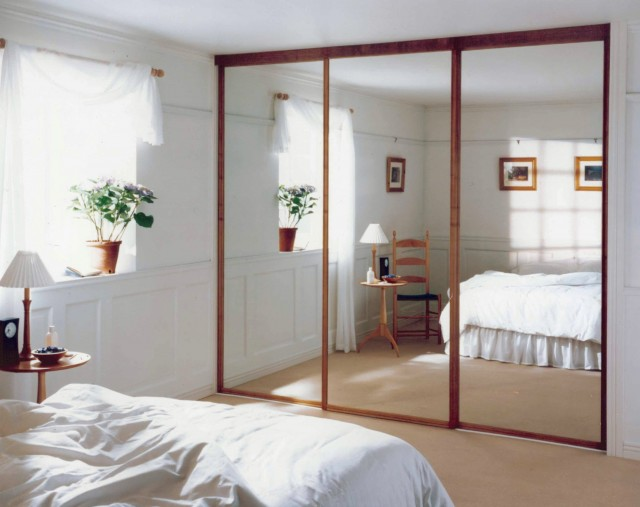 Mirrored Closet Doors For Bedrooms