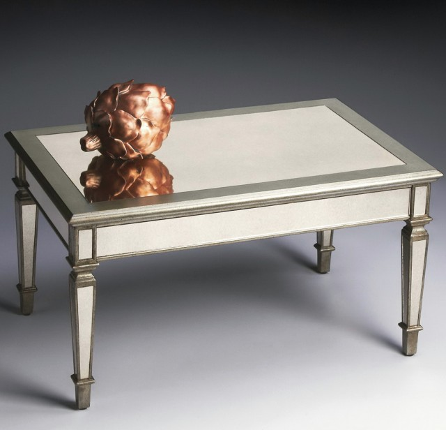 Mirrored Coffee Table Canada