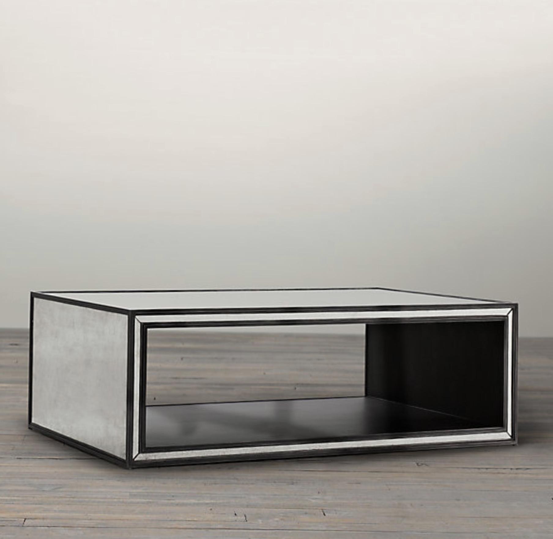 Mirrored Coffee Table Ikea