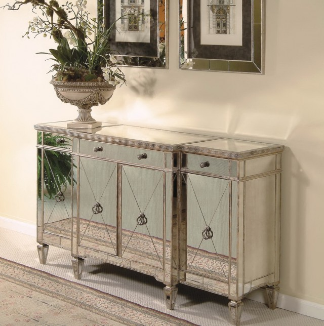Mirrored Console Table Canada