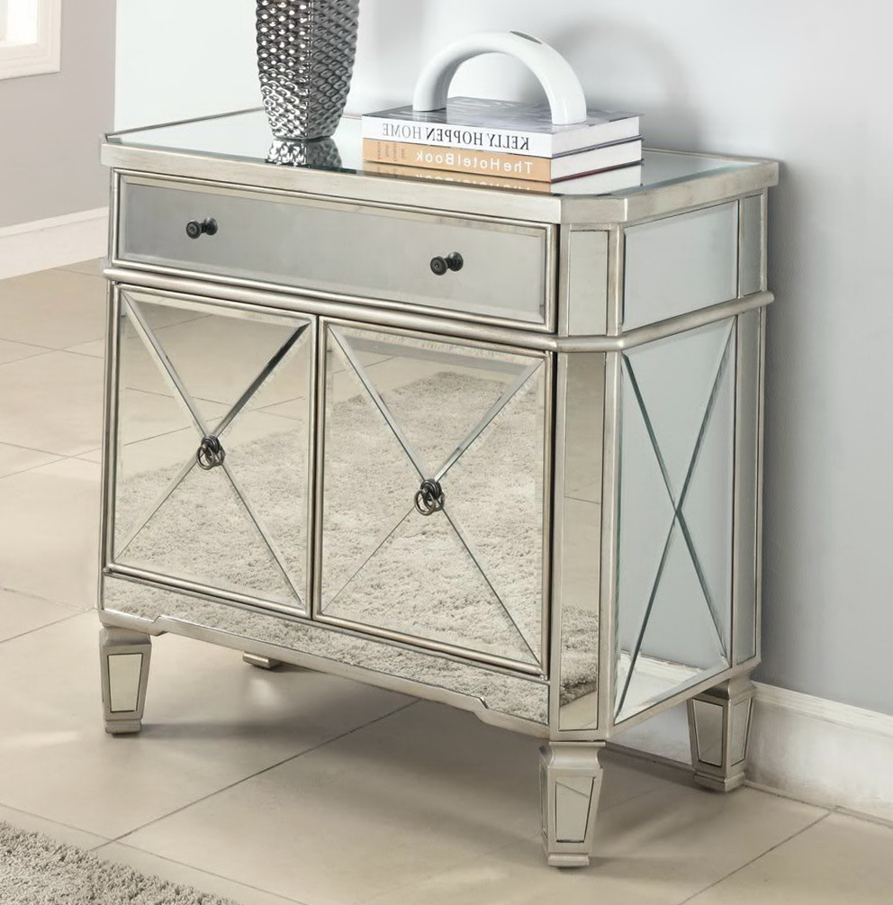 mirrored side table living room mirrored side table living room home design ideas 22804