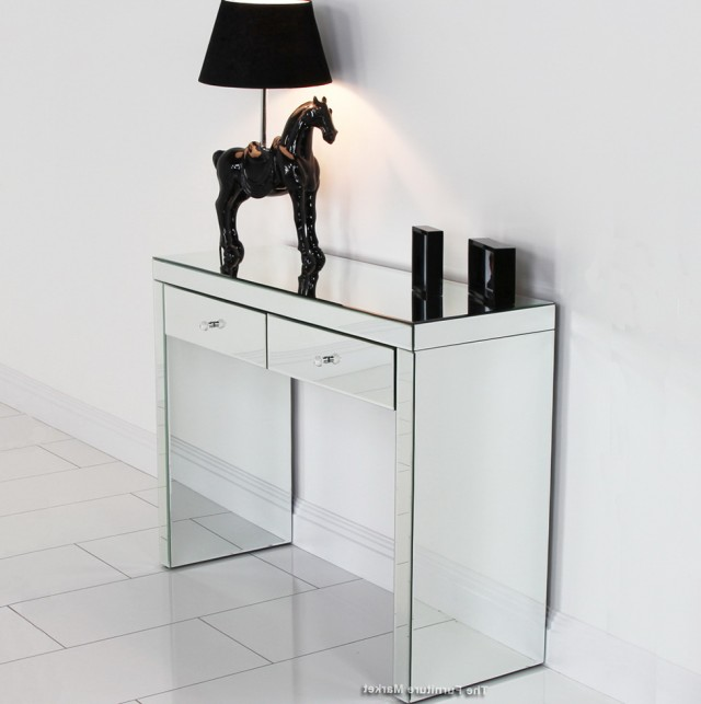 Mirrored Side Table Uk