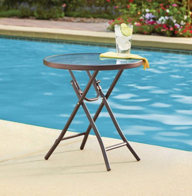 Patio Side Table Walmart