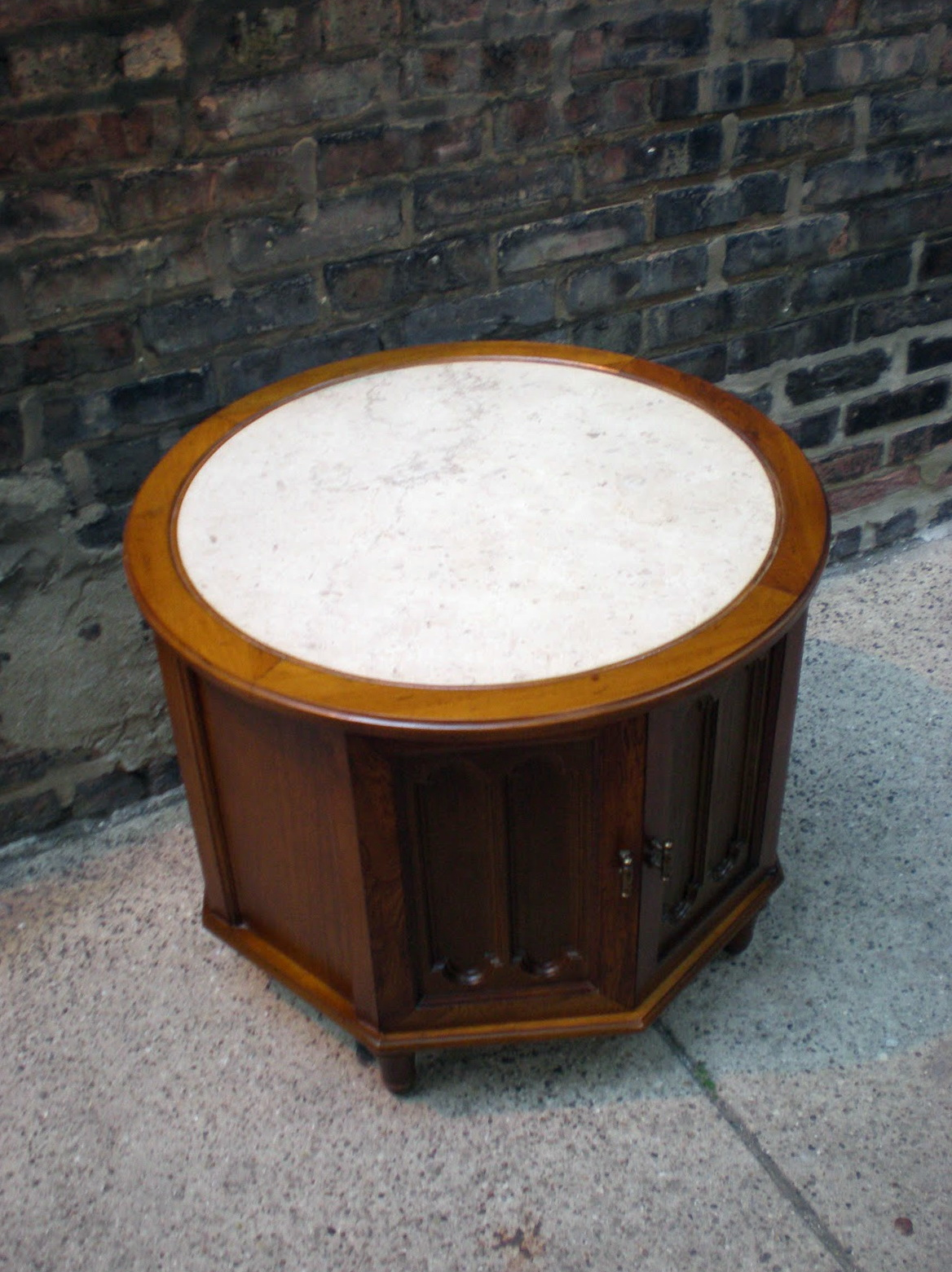 round side table ikea