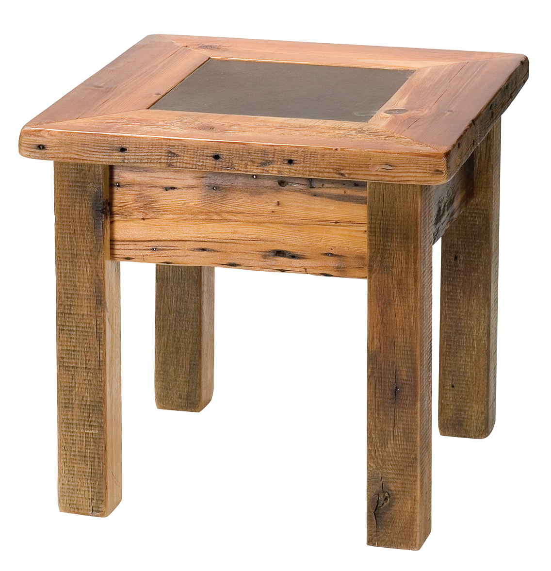 Rustic Side Table Plans