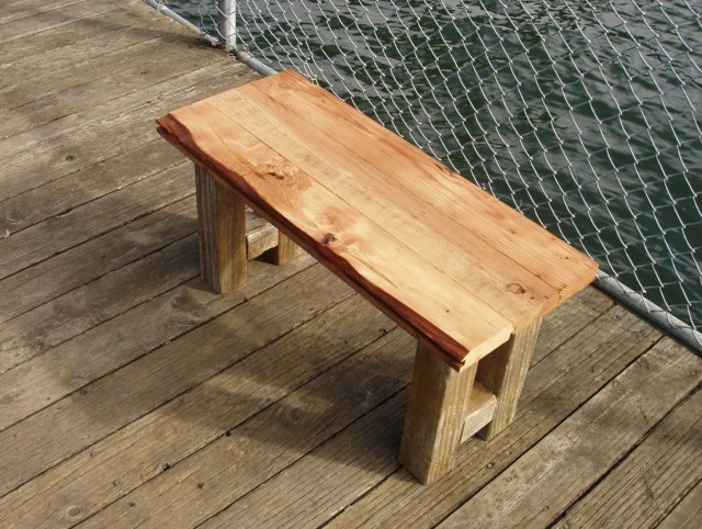 Rustic Side Tables For Sale