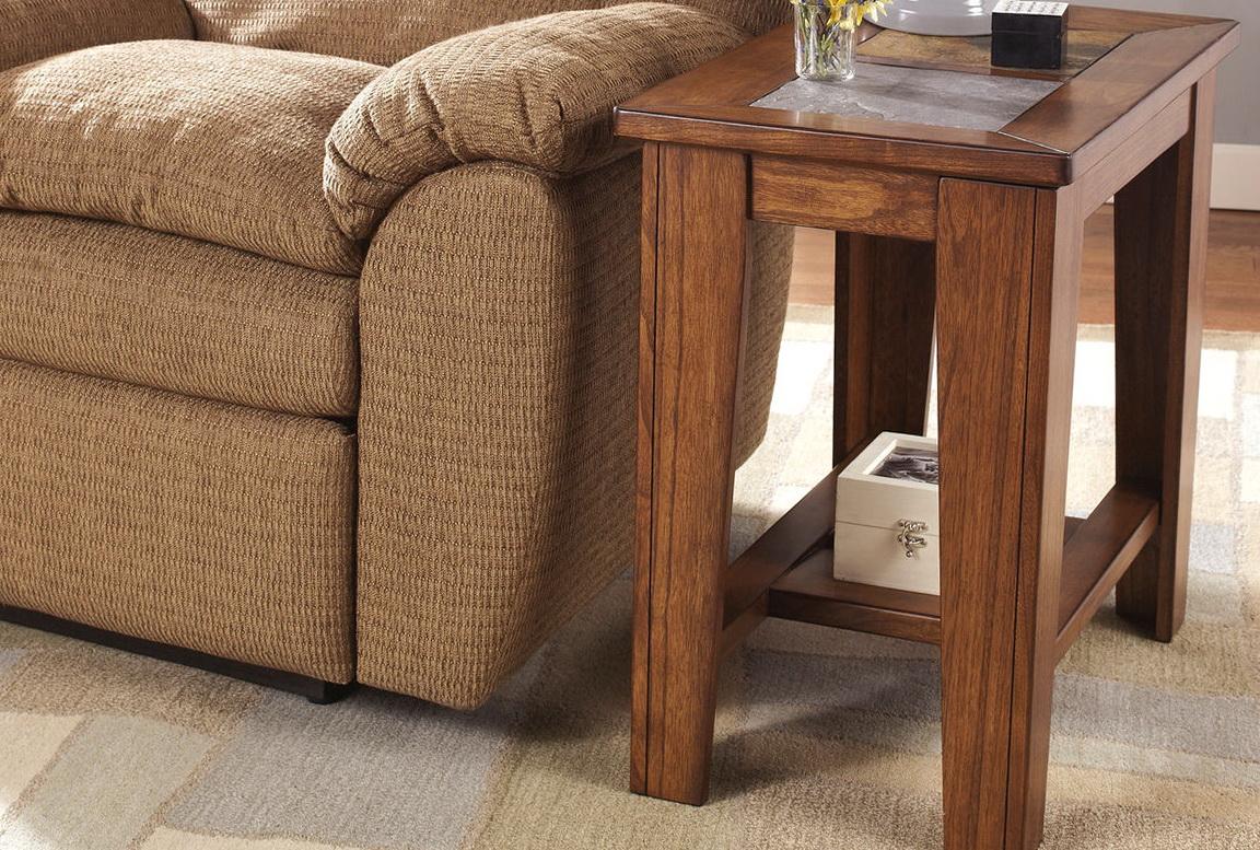 rustic side tables living room home design ideas. Black Bedroom Furniture Sets. Home Design Ideas