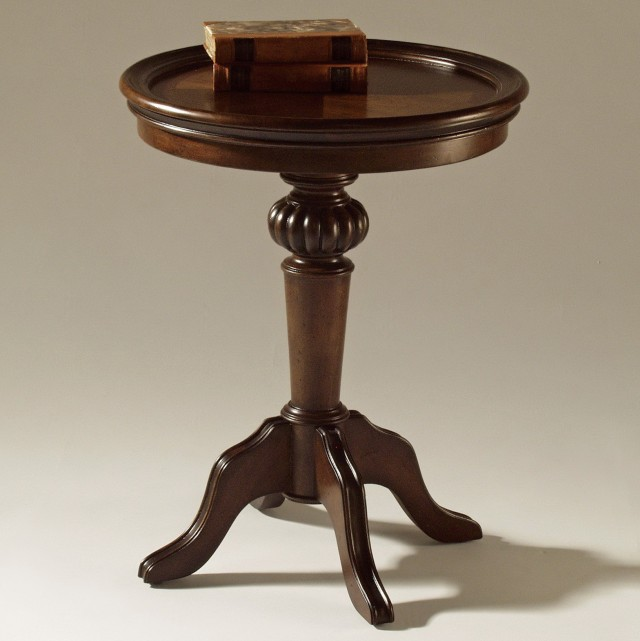 Small Accent Tables Wood