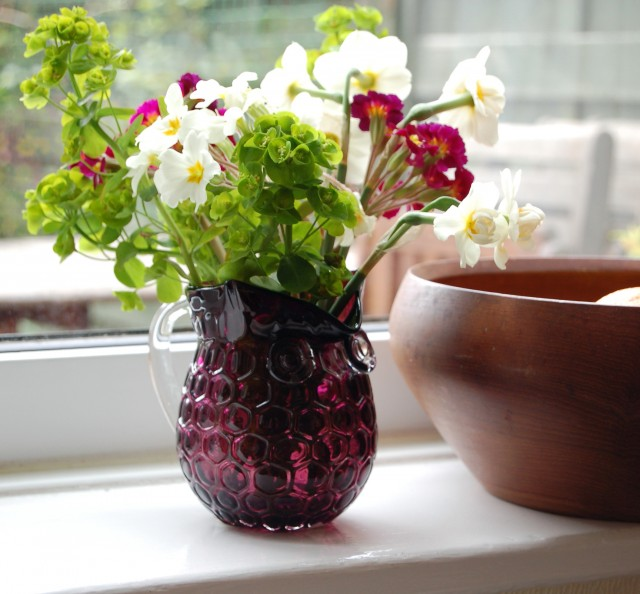 Small Glass Vases For Flowers