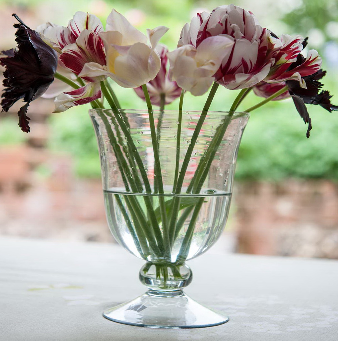 Small Glass Vases Uk