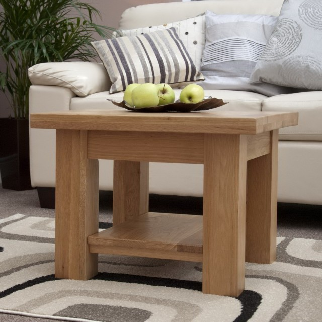 Small Oak Side Tables For Living Room