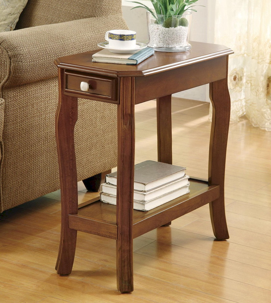 small side table with storage home design ideas