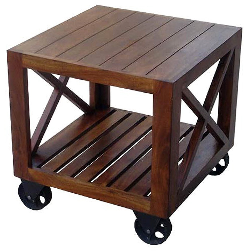 Small Side Tables With Wheels Home Design Ideas