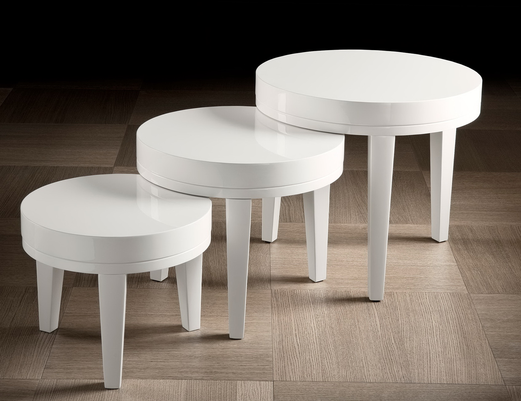 Small white accent table home design ideas for White side table